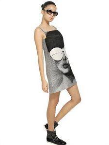 Courrèges - Printed Dress | FashionJug.com