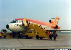 Boeing 727-17 aircraft picture
