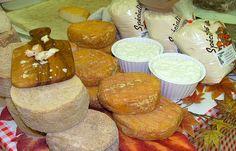 La gran variedad de quesos que ofrece la isla de Córcega hará las delicias de los queseros