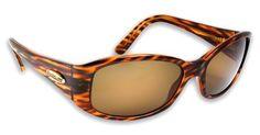 Fisherman Eyewear Pro Ladies Series Marysol Sunglass Guideline (Tortoise Brown Frame, Brown Lens) by Fisherman Eyewear. $48.72
