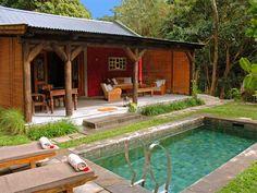 Lakaz Chamarel / Suite Kithnou - île Maurice