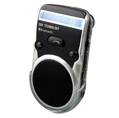 Merlin Bluetooth Solar Car Kit – стильная и удобная гарнитура спроектирована таким образом, что бы сделать ваш телефонный разговор за рулем максимально безопасным. Использование беспроводной технологии Bluetooth 2.0  оно идеально подходит для тех, кто часто находится в дороге, позволяя по максимум использовать свой сотовый телефон не отвлекаясь от вождения своего транспортного средства.  http://merlin-digital.com.ua/merlin-bluetooth-solar-car-kit.html