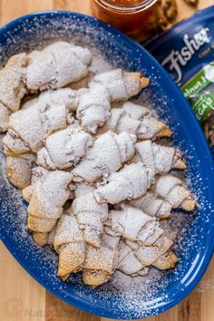 My Mother is famous for her Rugelach Recipe! These walnut-cranberry-apricot rugelach cookies are soft, crumbly, flaky, loaded! They always disappear fast!