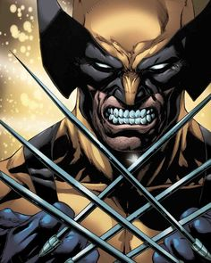 Wolverine July 28 2017 by Timothy-Brown