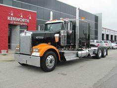 5996 For Sale , Silverado Chevrolet Utility, Ford Flatbed Truck , Kenworth Tractor Truck W/ Sleeper. Kenworth Trucks, Peterbilt, Cool Trucks, Big Trucks, Heavy Duty Trucks, Semi Trucks, Big Boys, Rigs, Trailers