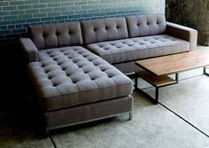 vintage sectional sofa mid century | 30 stylish sofa sectionals available today - Retro Renovation