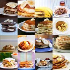 pancakes! pancakes! pancakes!