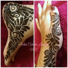 Sudani henna