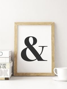 Printable Art by Luna & Lou Printables - Ampersand Art