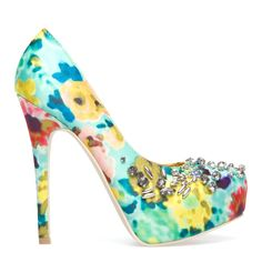 Is The ShoeDazzle Diandra Candy Gorgeous or Totally Tacky? Cute Shoes, Me Too Shoes, Shoe Boots, Shoes Heels, Shoe Nails, Hot High Heels, Up Girl, Shoe Dazzle, Shoe Game