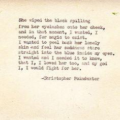 christopher poindexter | Tumblr