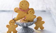 Gingerbread-Männchen - Rezepte - Schweizer Milch Dog Treats, Biscotti, Gingerbread Cookies, Teddy Bear, Sweets, Toys, Christmas, Ajouter, Butter