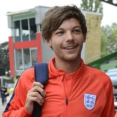 Pop rivals: Louis Tomlinson, 24, and Niall Horan, 22, have put their friendship aside, as the two singers took to the training field on Wednesday ahead of the weekend's star-studded Soccer Aid match