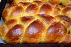Greek Desserts, Greek Recipes, Challah, Recipies, Deserts, Sweets, Foods, Facebook, Bread
