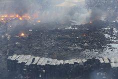 Kiev, February 19, 2014 (Reuters/Olga Yakimovich)
