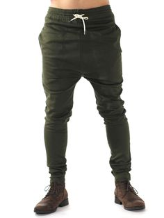 Zespy Pant Forest Green from The Selectiv