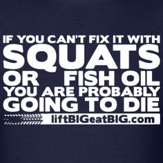 LOL! One of my favorite gym quotes