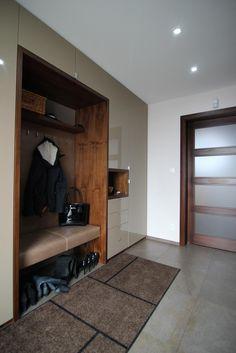 Interiér rodinného domu v Bratislave - chodba