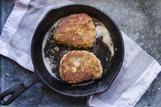 Giada's Parmesan Crusted Pork Chops | Giada De Laurentiis