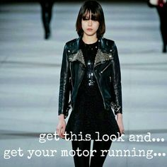 """Studded Moto Jacket Vegan leather Moto jacket. So on trend for fall. This fall, last fall, next fall...these never go out of style! Zipper pockets and sleeves. Quilted detail on shoulders, sleeves and back. Silver studded lapels. All hardware is dark silver. Fully lined. Sleeves 24.5"""" Length 22"""" Shoulder width 16"""" Like new. beulah Jackets & Coats"""