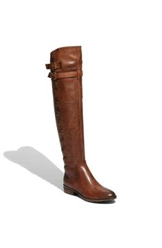 I'm in love. I love Sam Edelman and I love over the knee boots.