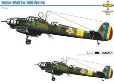 Luftwaffe, Fighting Plane, Focke Wulf, War Thunder, Central And Eastern Europe, Ww2 Planes, Military Diorama, Ww2 Aircraft, Aircraft Design