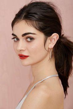 Bar Up Earrings