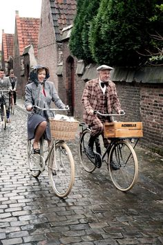 Cycle Chic Belgium. bike
