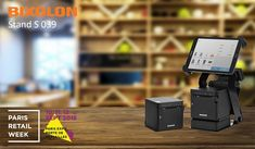 Discover the Latest Innovations of Retail Printing with BIXOLON at Paris Retail Week 2018 Consumer Technology, Expo, Paris, Non Profit, Innovation, Printing, Retail, Europe, Marketing