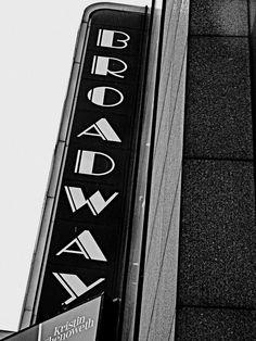 Broadway!!!