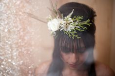 Winter Woodland Wedding Ideas - kind of outrageously cool.