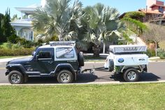 Global One Expedition Off-Road Trailer - MaCamp - Guia Camping e Campismo