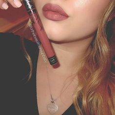 """""""#KatVonD """"Lolita"""" I believe this is back in stock on @sephora"""" Photo taken by @fortheloveofmakeupbaby on Instagram, pinned via the InstaPin iOS App! http://www.instapinapp.com (03/05/2015)"""