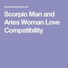 Find matching compatibility between scorpio man and aries woman. Read love compatibility about aries female and scorpio male sun sign and how they maintain relationship to match accordingly. Pisces Woman Scorpio Man, Aries Woman Quotes, Scorpio Men In Love, Scorpio Men Dating, Aries And Scorpio, Aries Zodiac Facts, Aries Men, Zodiac Signs, Aries Female