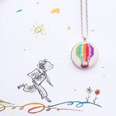 mavi gökyüzünü arkasına almış bir dönmedolap ,            hediyesi gagasından sarkan tombik bi kuş ,           uçan bir balon ,      ...