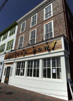 Long awaited Factors Row Restaurant to open soon.