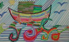 Dibujo de lineas by Lucas!