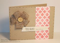 August 2013 Stacy Kay Creations: Simon Says Stamp August Card Kit
