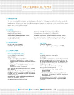High Quality Custom ResumeCv Templates  Writing Programs