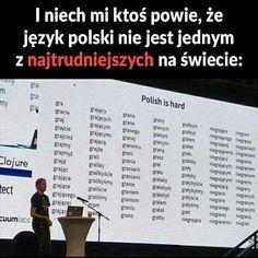 Polish Memes, Wtf Funny, Poland, Real Life, Texts, Haha, Language, Humor, Quotation