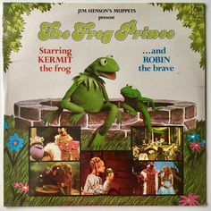 Jim Henson S The Frog Prince Movie Review The Muppets