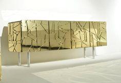 Original design sideboard SCRIGNO by Fernando & Humberto Campana edra.