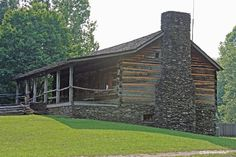 Cades Cove Visitor Center -- a great place to take a break in the most beloved area of Great Smoky Mountains National Park.