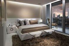 Estilo de Dormitorios para Penthouse: Cómo Decorar con un tema elegante