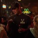 Chris Pratt as Roman Duda in Jennifer's Body...he's the reason she had to miss flags the next day.