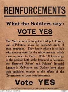 Conscription in Australia