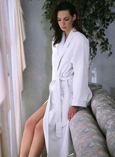 cd6b4df3fa The Luxe Robe (men s   women s spa robes)