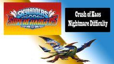 "Skylanders SuperChargers - (No Damage) ""Crush of Kaos"" Nightmare"