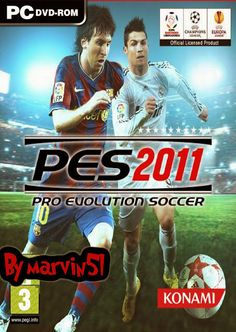 PRO EVOLUTION SOCCER 2011 PC GAME FREE DOWNLOAD 5.8 GB   Pro Evolution Soccer 2011 PC Game Free Download    Pro Evolution Soccer 2011 (officially abbreviated as PES 2011 and known in Asia as World Soccer: Winning Eleven 2011 ) is an electronic game of soccer series Pro Evolution Soccer developed and published by Konami . assistance with the Blue Sky Team 1 2 The game was announced on February 9 2010 and was released on October 8 of the same year in Europe on platforms PlayStation 3 and Xbox…