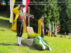 """""""An der Front"""" giornata commemorativa a Cheta – Le foto"""